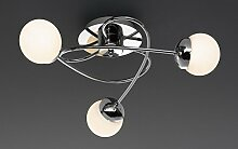 Moebel-Traeume LED-Deckenleuchte Tampa