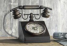 Moebel-Traeume Tischuhr Telefon II