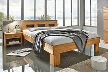 Möbel und Holzprodukte Massivholzbett Gamma IV