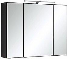 möbelando 3D-Spiegelschrank Spiegel Badspiegel