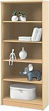 möbelando Regal Standregal Bücherregal