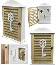 Möbelbörse Schlüsselkasten Holz Schlüsselbox