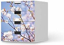 Möbeldekor für IKEA Stuva Kommode - 4 Schubladen