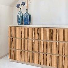 Möbelfolie Holz - Peruanische Walnuss -