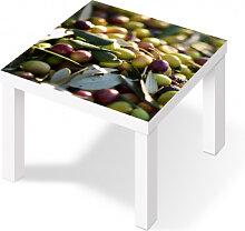Möbelfolie - Klebefolie Mediterrane Oliven
