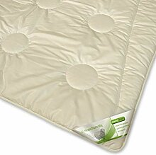 moebelfrank Bettdecke 4-Jahreszeiten Merino