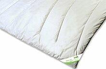 moebelfrank Bettdecke Sommer-Decke Cashmere Bett Steppbett Caesar, Größe:155x220 cm