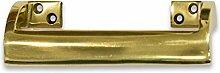 Möbelgriff 3120Material: Messing, Lochabstand: 40Länge 70, Breite: 25und Höhe 25mm