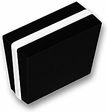 Möbelgriff Erding, Design, Modern, Kunststoff - Weiß, LA 16 mm
