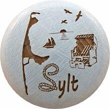 Möbelknauf Sylt 15001