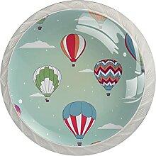Möbelknöpfe Ballons Hardware