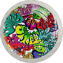 Möbelknöpfe Farbtext Hardware