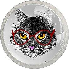 Möbelknöpfe Miao Cat Hardware
