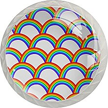 Möbelknöpfe Regenbogenbucht Hardware