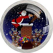 Möbelknöpfe Weihnachtsmann Hardware