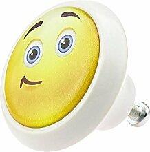 Möbelknopf 05899W Smiley- Möbelknöpfe