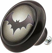 Möbelknopf 05941S Fledermaus Batman-