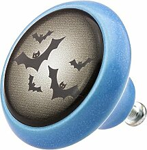 Möbelknopf 05942B Fledermaus Batman-