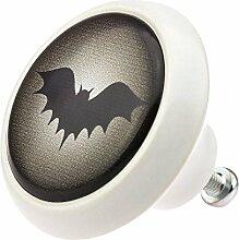 Möbelknopf 05944W Fledermaus Batman-