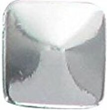 Möbelknopf mit Diamantspitze, 20 x 20 mm, 2 Stück