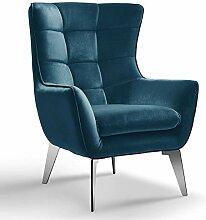 Moebella Ohrensessel modern Designer-Sessel