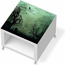 Möbelsticker für IKEA Lack Beistelltisch mit