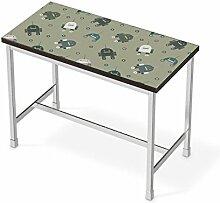 Möbelsticker für IKEA Utby Bartisch 120x60 cm |