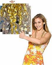 Möbelsticker Geschenkband gold für