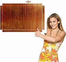 Möbelsticker Haar für IKEA Couchtisch 90x55x45cm