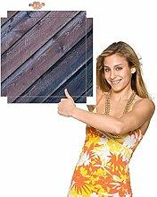 Möbelsticker Holzmusterung 1m für Beistelltisch.