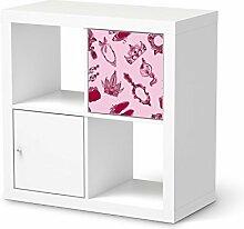 Möbelsticker Kinderzimmer für IKEA Expedit Regal