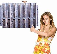 Möbelsticker Paletten 1e für IKEA Couchtisch