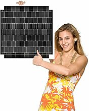 Möbelsticker Retro TV für Beistelltisch.