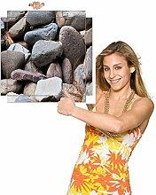 Möbelsticker Stein Versteck für Beistelltisch.