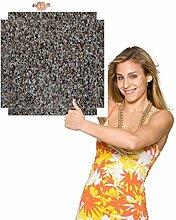 Möbelsticker Teppich Langhaar für Beistelltisch.