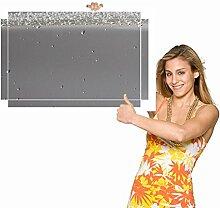 Möbelsticker Wasseroberflaesche für IKEA