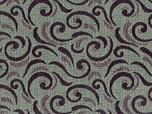 Möbelstoff Bari Farbe 10 (grau, lila, flieder) - modernes Chenille-Flachgewebe (gemustert), Polsterstoff, Stoff, Bezugsstoff, Eckbank, Couch, Sessel, Hussen, Kissen