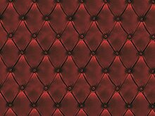 Möbelstoff Chesterfield Soft Farbe 60 (rot,