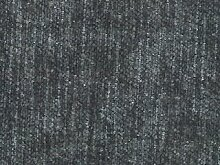 Möbelstoff Edition Farbe 3151 (grau) - modernes Chenille-Flachgewebe (uni), Polsterstoff, Stoff, Bezugsstoff, Eckbank, Couch, Sessel, Hussen