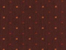 Möbelstoff Joker mit Fleckschutz Farbe 202 (rot, dunkelrot, bordeaux) - Flachgewebe (Geometrisch, Punkte), Polsterstoff, Stoff, Bezugsstoff, Eckbank, Couch, Sessel, Hussen, Kissen