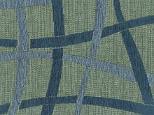 Möbelstoff Taranto Farbe 15 (grau, blau) - modernes Chenille-Flachgewebe (gemustert, modern), Polsterstoff, Stoff, Bezugsstoff, Eckbank, Couch, Sessel, Hussen, Kissen