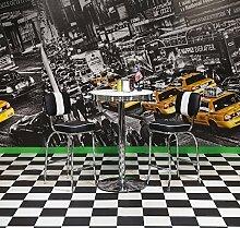 moebelstore24 Stehtisch Bartisch American Diner