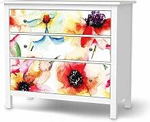 Möbeltattoo für IKEA Hemnes Kommode 3 Schubladen