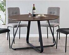 Möbilia »Riga« Tisch rund 120 cm rund