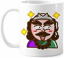 Mönche Mythologie Novel Mug Keramik Kaffee