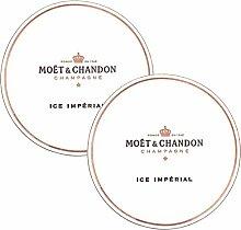 Moet & Chandon Ice Imperial Untersetzer aus Papier