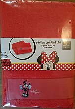 Möve Minnie Mouse 2 teiliges Handtuch Set 50x100cm