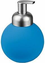 Möve+ New Orbit Seifenspender Ø11x14 cm, blue