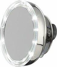 Möve Wandspiegel LED