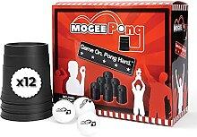 MoGee Pong Bierpong-Set für harten Likör, 42,5